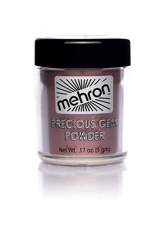 Mehron Makeup Precious Gem Powder (.17 oz) (Ruby)