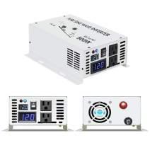 500W 12V Car Power Inverter Pure Sine Wave DC to AC Power Converter