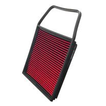 Upgr8 U8701-1103 Hd PRO OEM Replacement High Performance Dry Drop-in Panel Air Filter Red