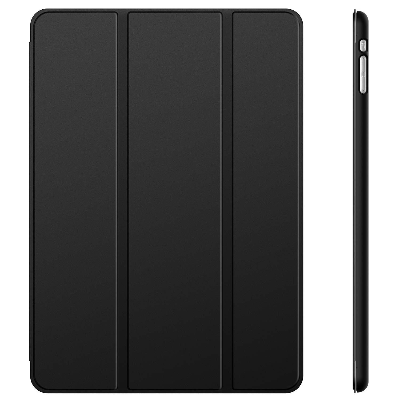 JETech Case for Apple iPad  mini 1 2 3 (NOT for iPad mini 4), Smart Cover with Auto Sleep/Wake, Black