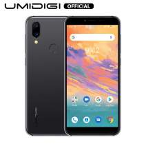 """UMIDIGI A3S Unlocked Smartphone 16GB+2GB RAM with 5.7"""" Incell HD+ Full-Screen Display 3950mAh Battery,16MP+13MP Dual Camera Cell Phones,2 + 1 SIM Slot,Global Version Android 10(Space Grey)"""