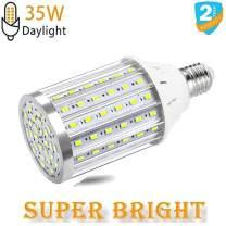 35W LED Bulbs, Power Led Lamp Light LED Daylight, Energy Saving Light,3600 Lumen Cold Color Lighting,E26 / E27 Medium-Sized Base lamp, Indoor and Outdoor Bulbs,Household Lighting.