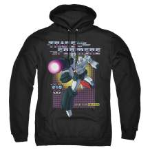 Transformers Megatron Pullover Hoodie & Stickers