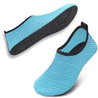 DierCosy Toddler Kids Swim Water Shoes Quick Dry Non-Slip Water Skin Barefoot Sports Shoe Aqua Socks for Boys Girls Baby