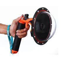 T03 Dome Port with Pistol Trigger -for Gopro Hero3/3+/4 - Orange