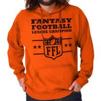 Fantasy Football Champion Sports Graphic Hoodie
