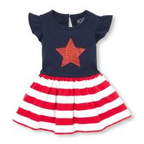 The Children's Place Baby Girls Dresses