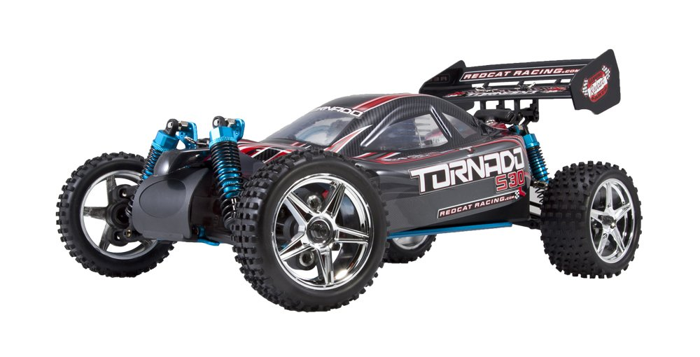 Tornado S30 Nitro Buggy (Black/Red)