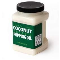 Wabash Valley Farms - Organic Coconut Popping Oil - 30 oz