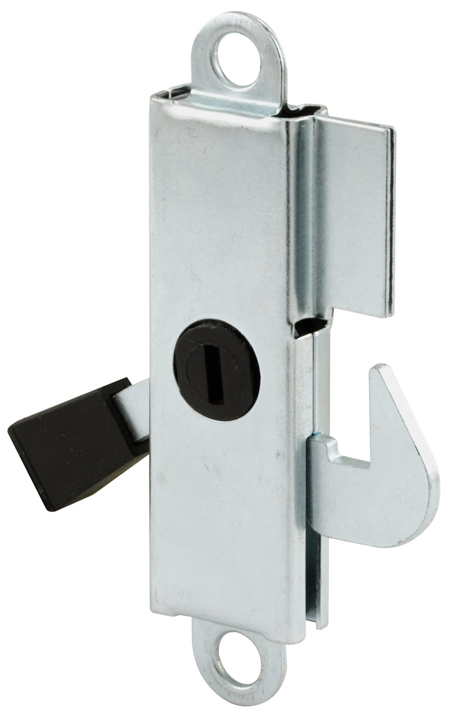 Prime-Line Products E 2105 Sliding Door Internal Lock, Aluminum with Steel Hook and Lever