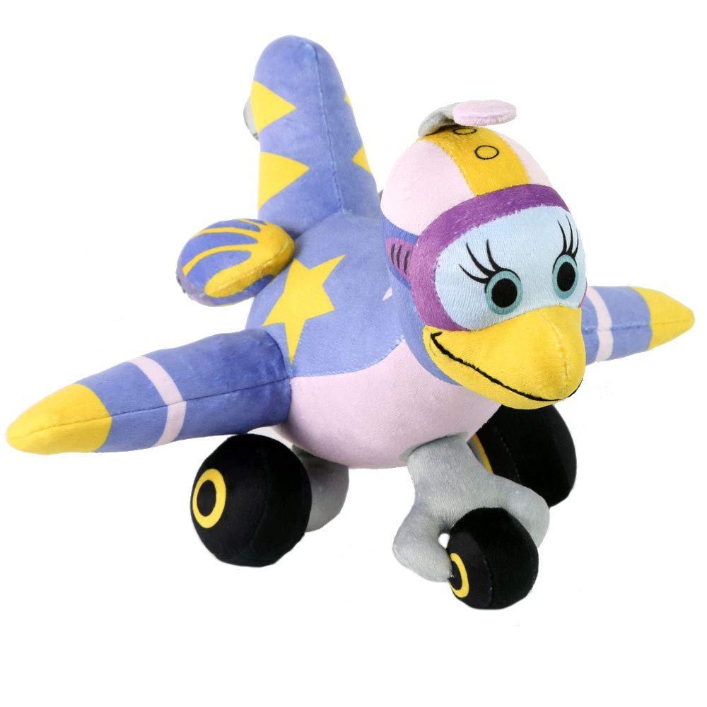 Space Racers Starling Cadet Plush Toy - Preschool STEM Imaginary Play - Real Rocket Science - Cuddle with Your Favorite Space Cadet Stuffed Rocket