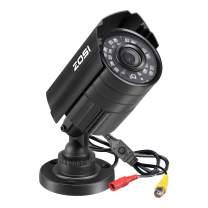 ZOSI 1080P 4-in-1 HD TVI/CVI/AHD/CVBS 1920TVL 2.0MP Hi-Resolution CCTV Camera Home Security System 65ft Day/Night Vision Vandalproof Waterproof For HD-TVI, AHD, CVI, and CVBS/960H analog DVR
