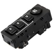 Power Window Switch Front Control Switch Replacement fit for 2006-2007 Cadillac Escalade 2003-2006 Chevrolet Avalanche 1500 2500 3500 2005-2006 Chevrolet Silverado 1500 GMC Sierra 1500/Yukon