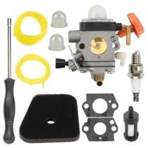 Mannial Carburetor Carb fit Zama C1Q-S174 Stihl FS87 FS90 FS100 FS110 HT100 HT101 HL100 HL90 FC95 FC90 FC110 FC100 KM90 KM100 Trimmer 4180-120-0604 4180-120-0607