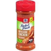McCormick Perfect Pinch Rotisserie Chicken Seasoning, 5 oz (Pack of 6)