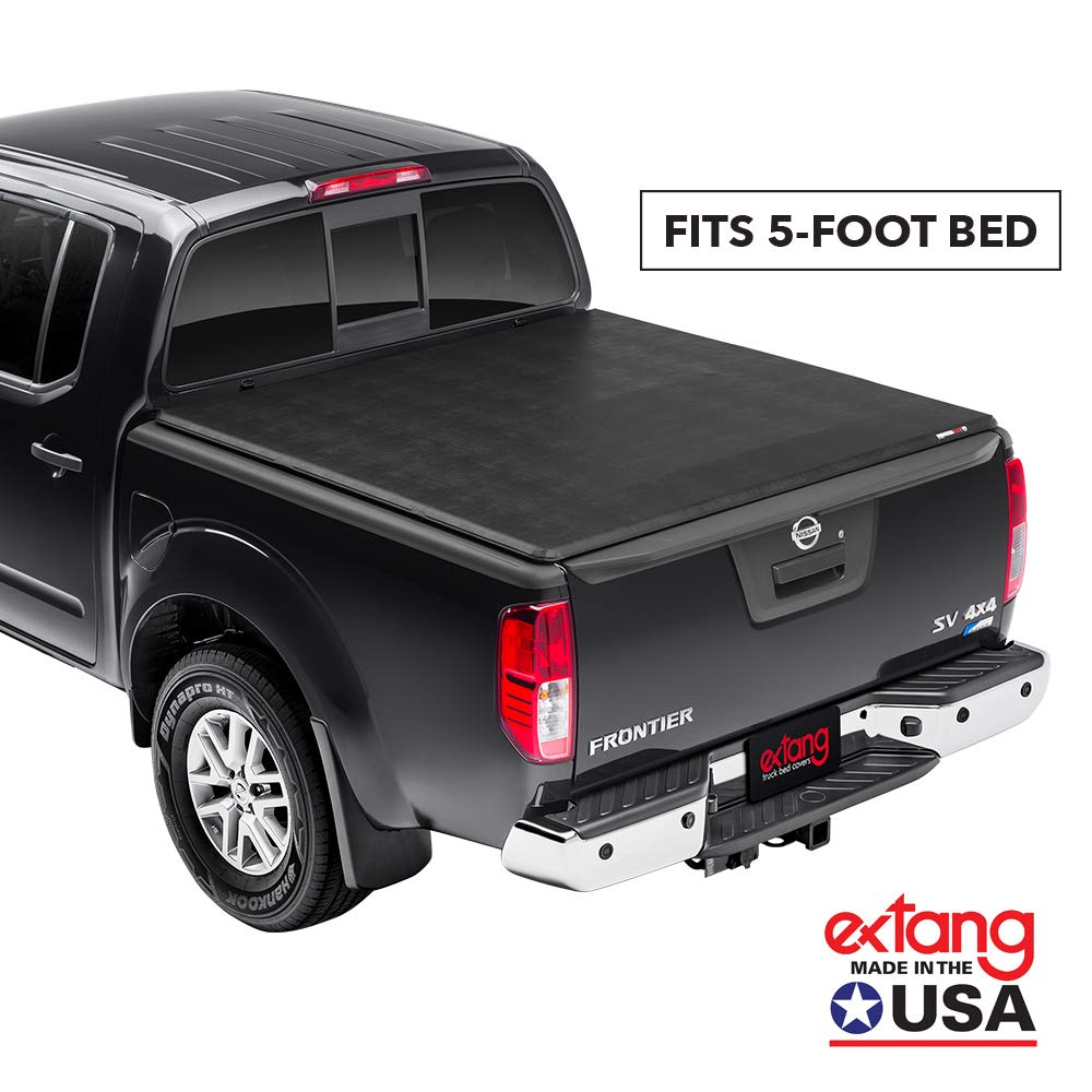 Extang Trifecta 2 0 Soft Folding Truck Bed Tonneau Cover 92830 Fits 2016 20 Toyota Tacoma 5 Bed