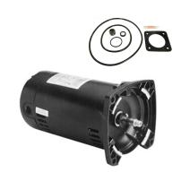 Puri Tech Century Electric USQ1072 3/4-Horsepower Up-Rated Square Flange Replacement Motor (Formerly A.O. Smith)