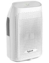 hysure Quiet and Portable Dehumidifier Electric, Deshumidificador, Home Dehumidifier for Bathroom, Crawl Space, Bedroom, RV, Baby Room (2000ml)