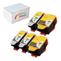 INKMATE Compatible Ink Cartridge Replacement for Kodak 30XL for Hero 2.2 Hero 4.2 Hero 3.1 Hero 5.1 (3Black/2Tri-Color, 5Pack)