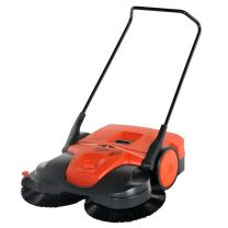 "Haaga 697 Profi-line Battery Powered Triple Brush Sweeper, 38"" Width"