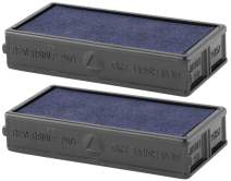 ExcelMark A2359 Self Inking Replacement Ink Pads - Blue