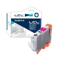 LCL Compatible Ink Cartridge Replacement for Canon CLI42 CLI-42 CLI-42M Pro-100 Pro-100S (1-Pack Magenta)