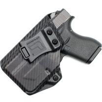 Tulster IWB Profile Holster in Left Hand fits: Glock 42 w/TLR-6