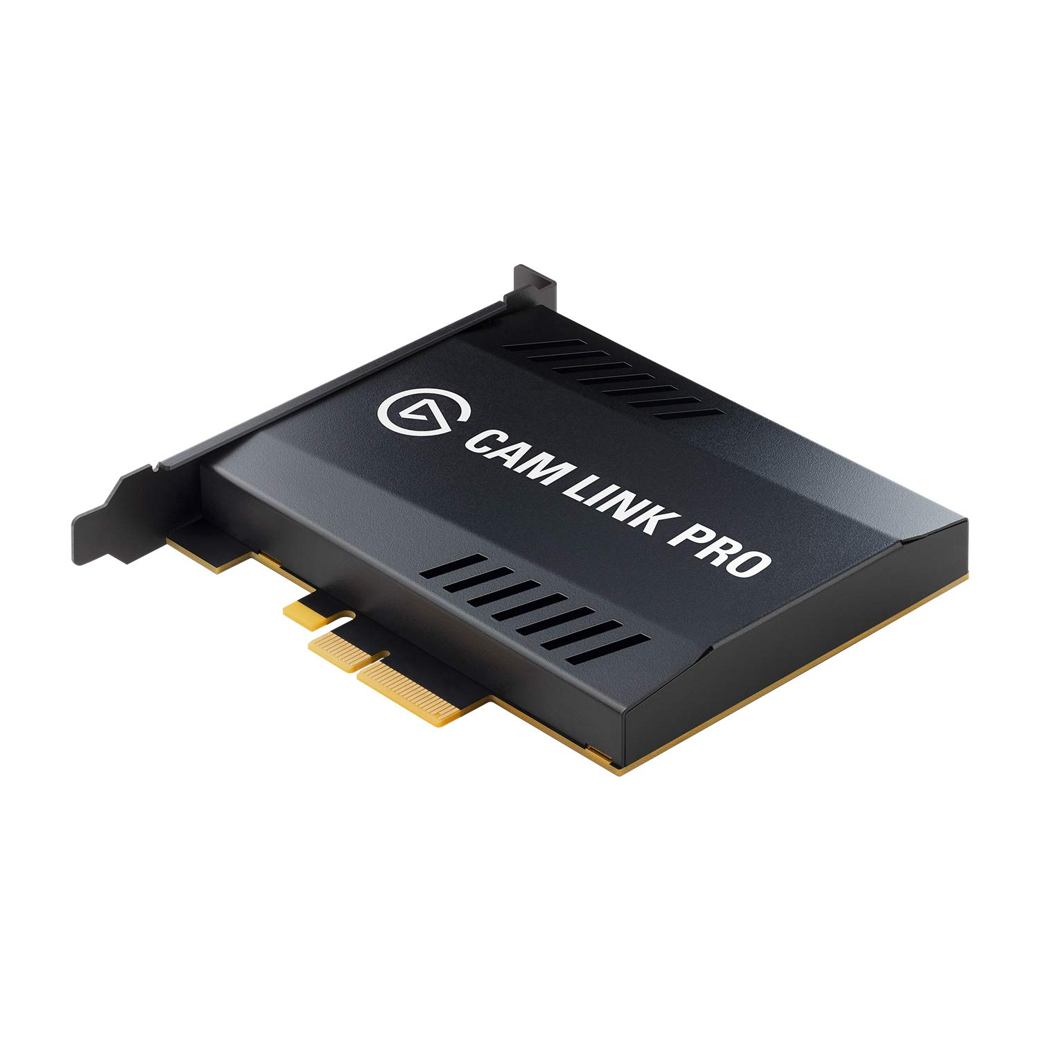 Elgato Cam Link Pro - PCIe Camera Capture Card, 4 HDMI inputs, 1080p60 Full HD, 4K30, Multiview, Streaming, Video conferencing, OBS, Zoom, etc.