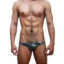 Neptune Scepter Men's Sexy Contour Pouch/Low Rise/Bikini Swimming Briefs