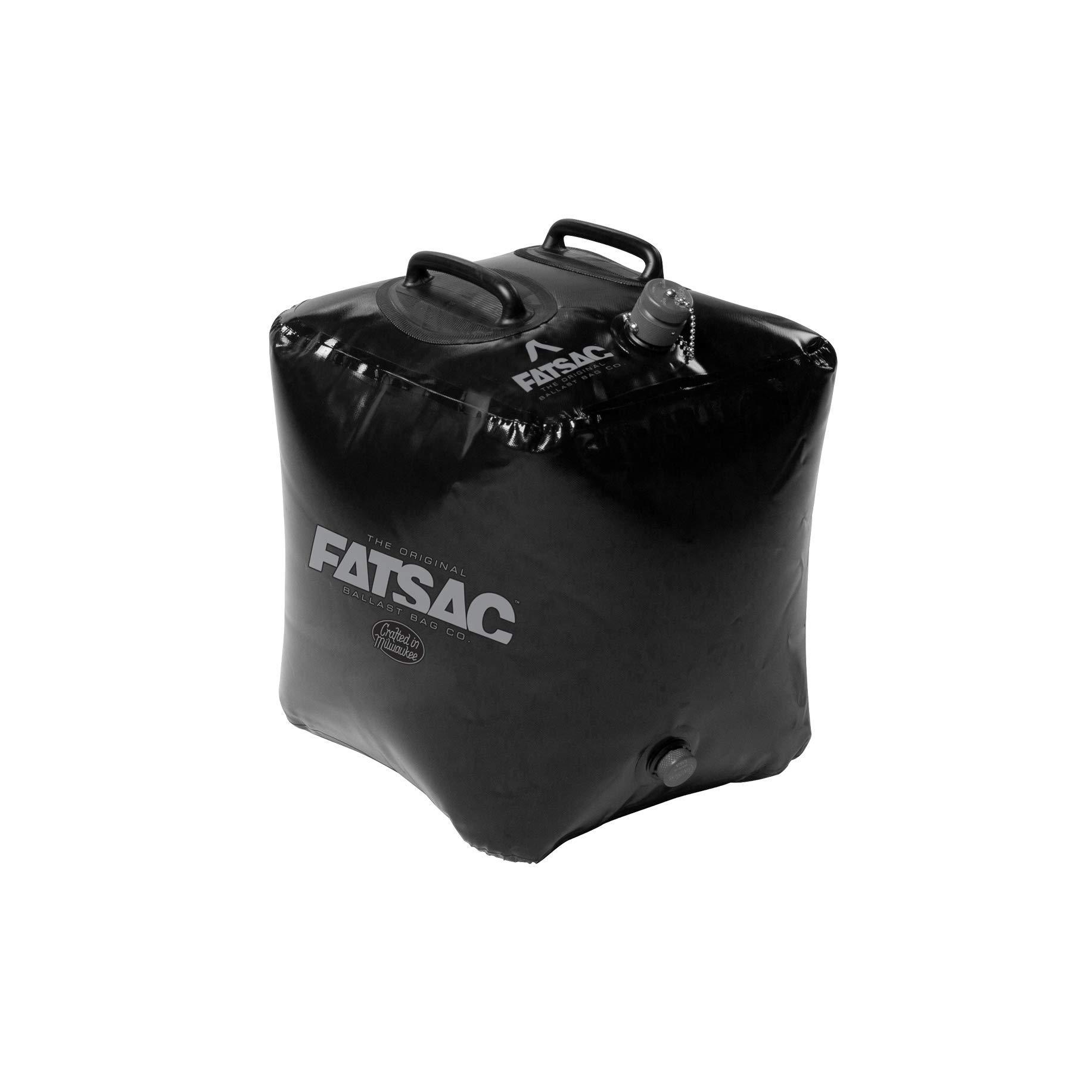 Fat Sac Pro X Series Fat Brick Ballast Bag Sz 155lbs Black