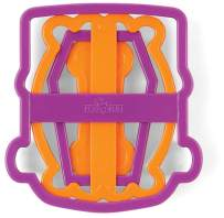 Fox Run 3675 Nesting Halloween Cookie Cutters, 1.5 x 4.5 x 7.5, Multicolored
