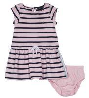 Nautica Girls Short Sleeve Fashion Dress