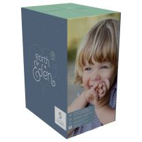 Earth + Eden Baby Diapers, Size 5, 152 Count