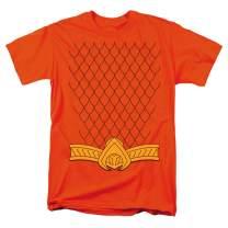 Popfunk Aquaman Scales Belt Logo T Shirt & Stickers