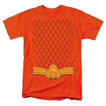 Popfunk Aquaman Scales Belt Logo T Shirt & Stickers