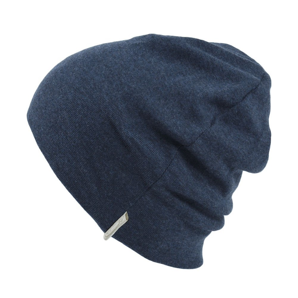 CHARM Toddler Organic Beanie Boys - Slouchy Cotton Kids Warm Knit Hat Girls