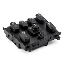 Electric Master Control Power Window Switch Front Left/Right Side fit for Mercedes-Benz 2000-2003 ML55 AMG & 2002-2003 ML500 & 1999-2001 ML430 & 1998-2003 ML320