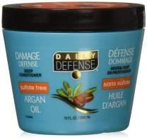 Daily defense 3 minute hair conditioner argan oil 10 fluid ounce