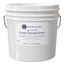 More Than Gourmet Veggie-Stock Gold, 160 Ounce