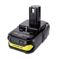 MASIONE 2500mAh P102 Battery for Ryobi 18V Battery P102 P103 P105 P107 P108 P109