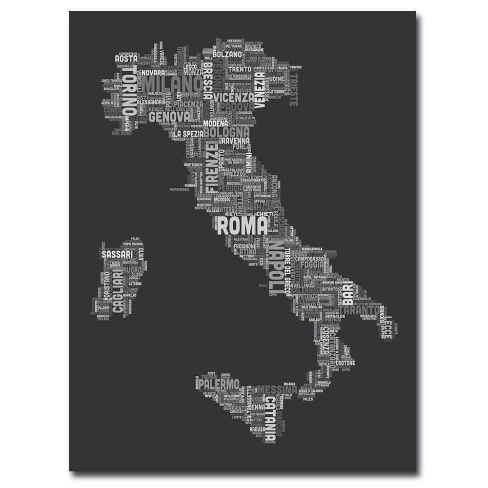 Italy V by Michael Tompsett, 18x24-Inch Canvas Wall Art