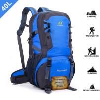 Hiking Daypacks Camping Trekking Backpacks - Outdoor Hiking Mountain Climbing Backpack Knapsack Rucksack for Men Women
