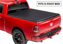 Rugged Liner E-Series Soft Folding Truck Bed Tonneau Cover, 5' Bed
