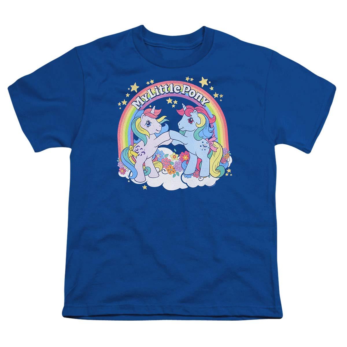 My Little Pony Classic Unicorn Fist Bump Kid's T Shirt & Stickers