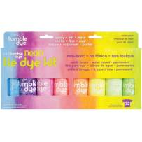 S.E.I Tumble Dye Craft and Fabric Spray 2 Oz 8/Pkg-Neon Assorted Colors