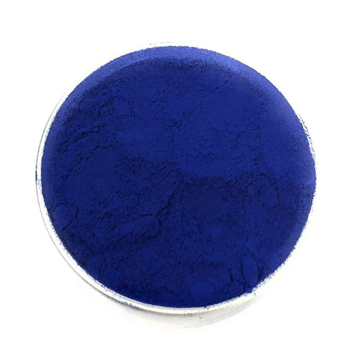 Ultimate Baker Royal Blue Petal Dust - Kosher Certified Natural Matte Blue Dusting Powder (2oz Blue Dust)