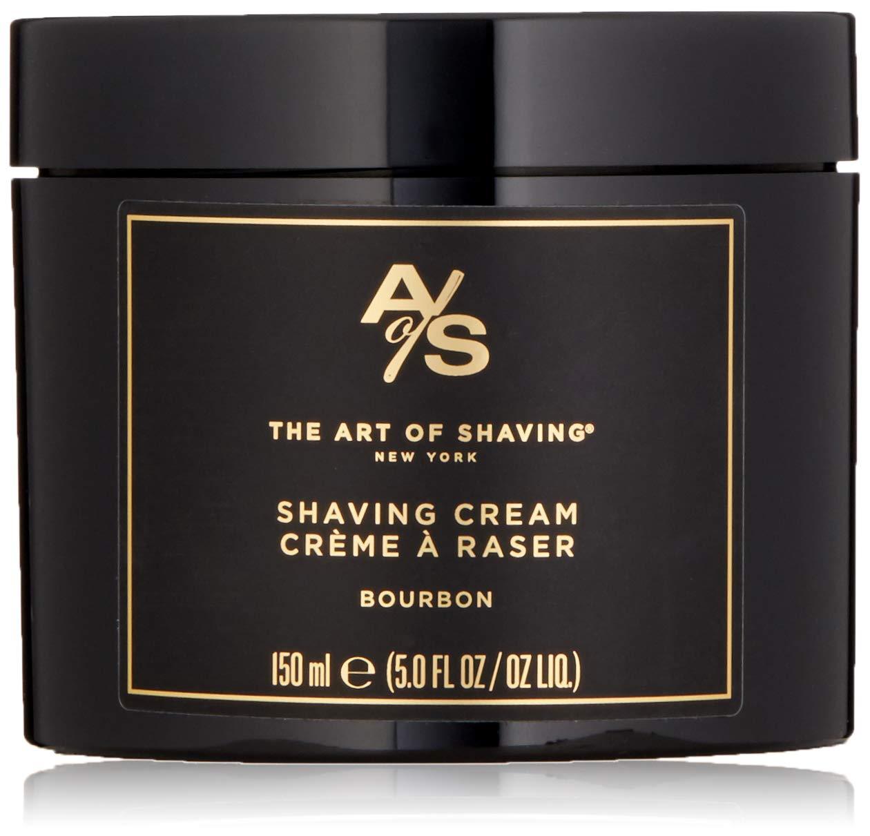 The Art of Shaving Shaving Cream, Bourbon, 5 Fl Oz