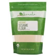 Kevala Organic Sesame Flour 2 lb - Gluten-free, peanut-free