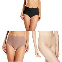 Chantelle Women's Soft Stretch One Size High Rise Brief