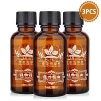 Ginger Oil 100% Pure Ginger Oil Organic 30ml/bottle (3PACK)